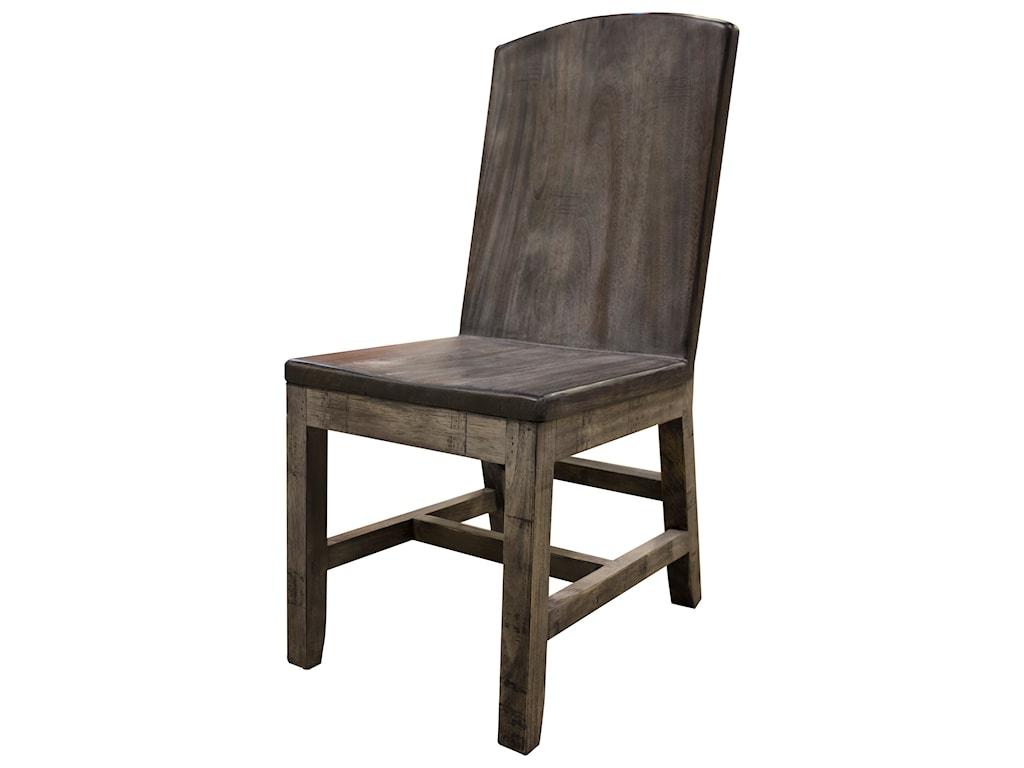 International Furniture Direct MoroSide Chair