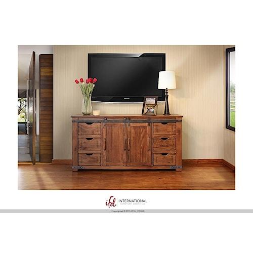 International Furniture Direct Parota 70