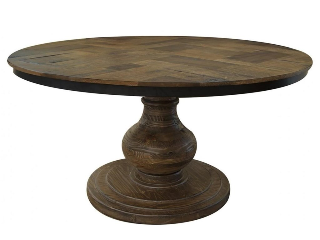 International Furniture Direct SalamancaRound Table