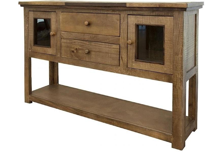 International Furniture Direct Salamanca Ifd8012sof Rustic