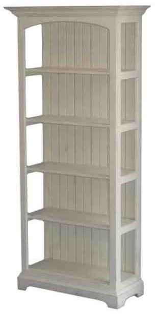 Springwater Woodcraft Solid Wood Bookcase Bennett S