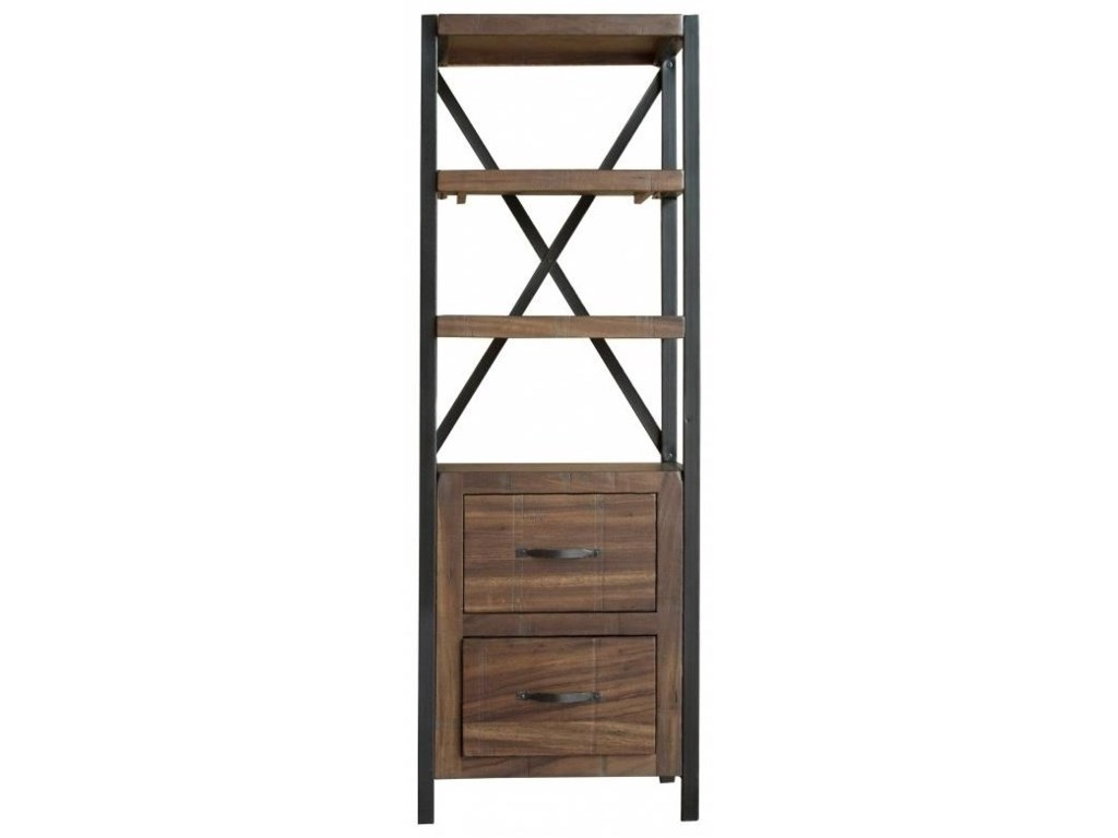 International Furniture Direct TaosPier / Bookcase