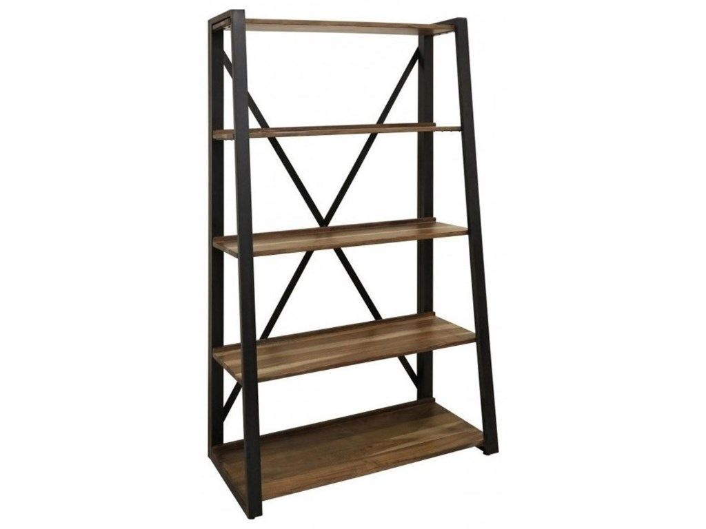 International Furniture Direct TaosOpen Bookcase
