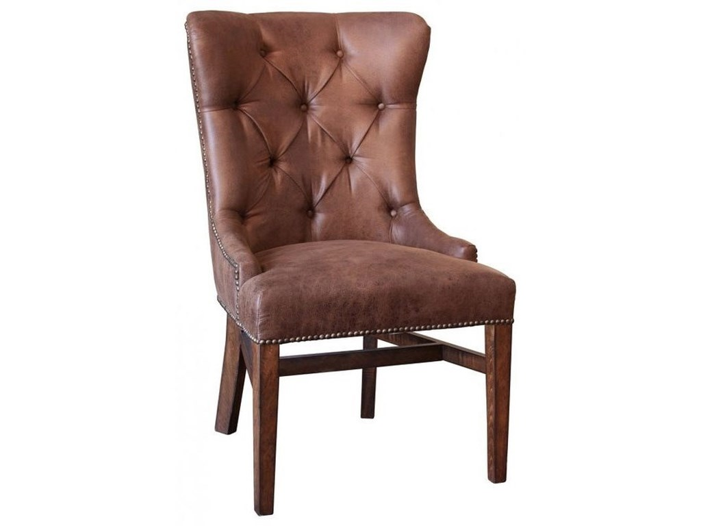 International Furniture Direct TerraUpholstered Side Chair