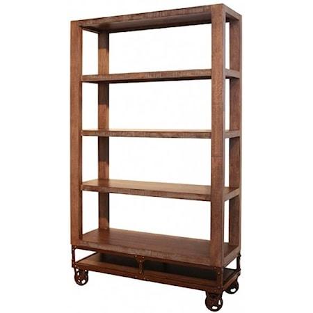 70 Inch Bookcase