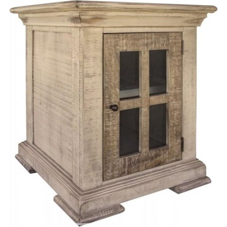 End Table with 1 Door