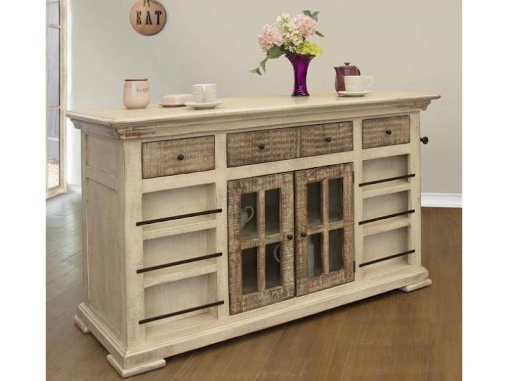 International Furniture Direct Vintage IFD9231KSL ...