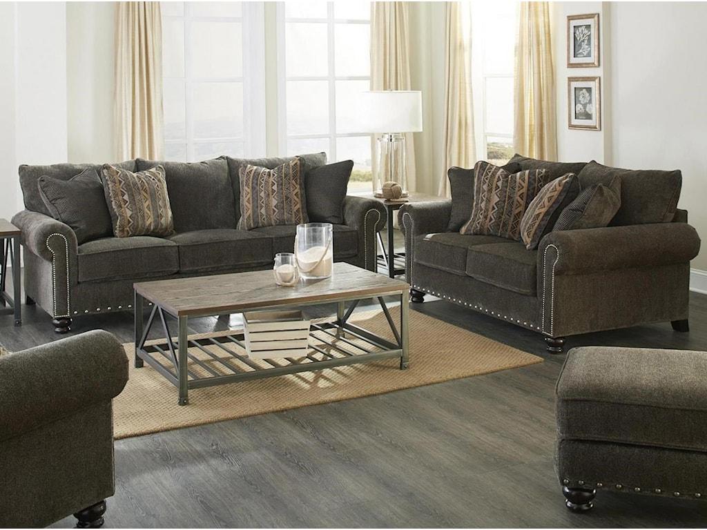 Jackson Furniture AverySofa & Loveseat