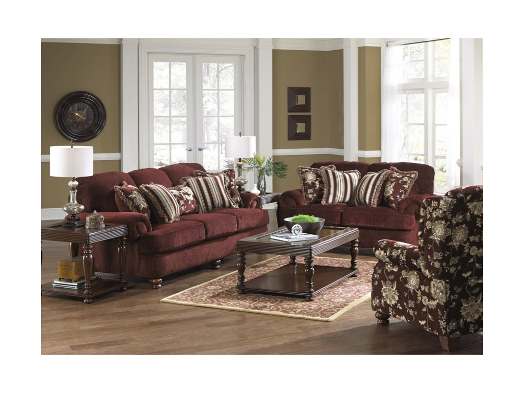 Jackson Furniture BelmontSofa