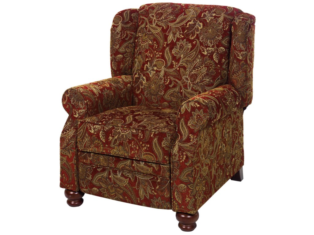 Jackson Furniture BelmontHigh Leg Recliner