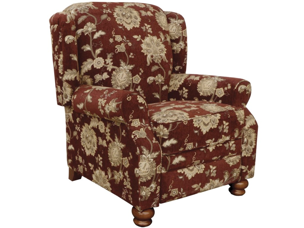 Jackson Furniture BelmontHigh Leg Recliner