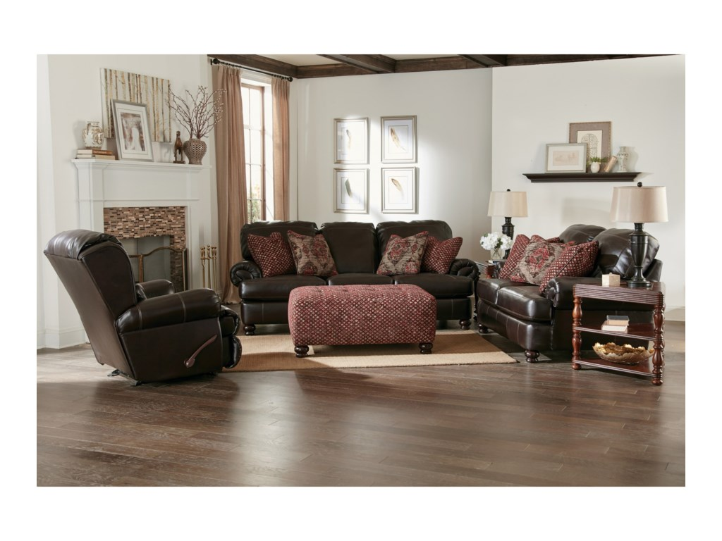 Jackson Furniture SouthportStationary Sofa