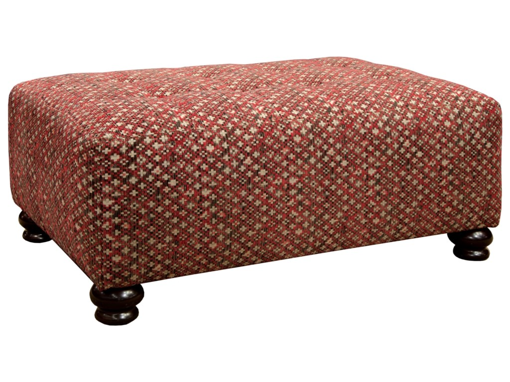 Jackson Furniture SouthportCocktail Ottoman