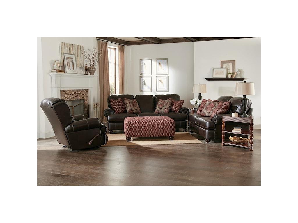 Jackson Furniture SouthportCocktail Ottoman