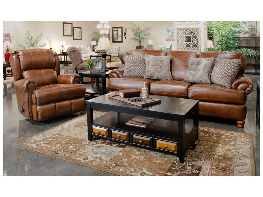 Jackson Furniture SouthportGlider Recliner