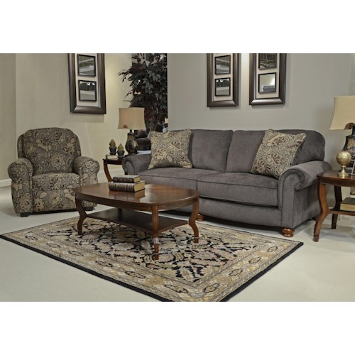 Jackson Furniture Downing Stationary Living Room Group
