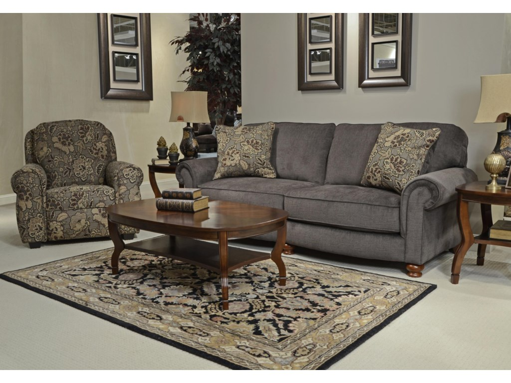 Jackson Furniture DowningSofa