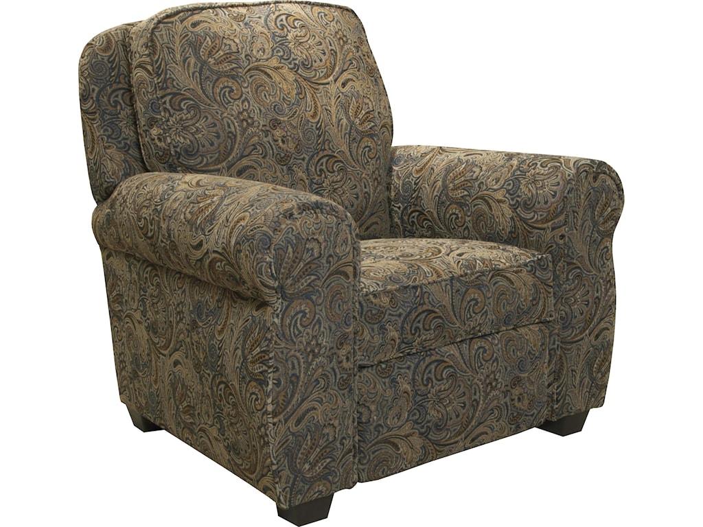 Jackson Furniture DowningPress Back Recliner