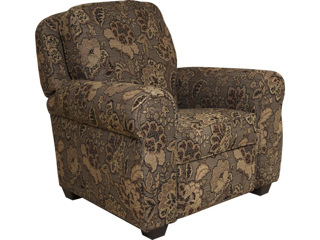 Comfy by Jackson MaevePress Back Recliner