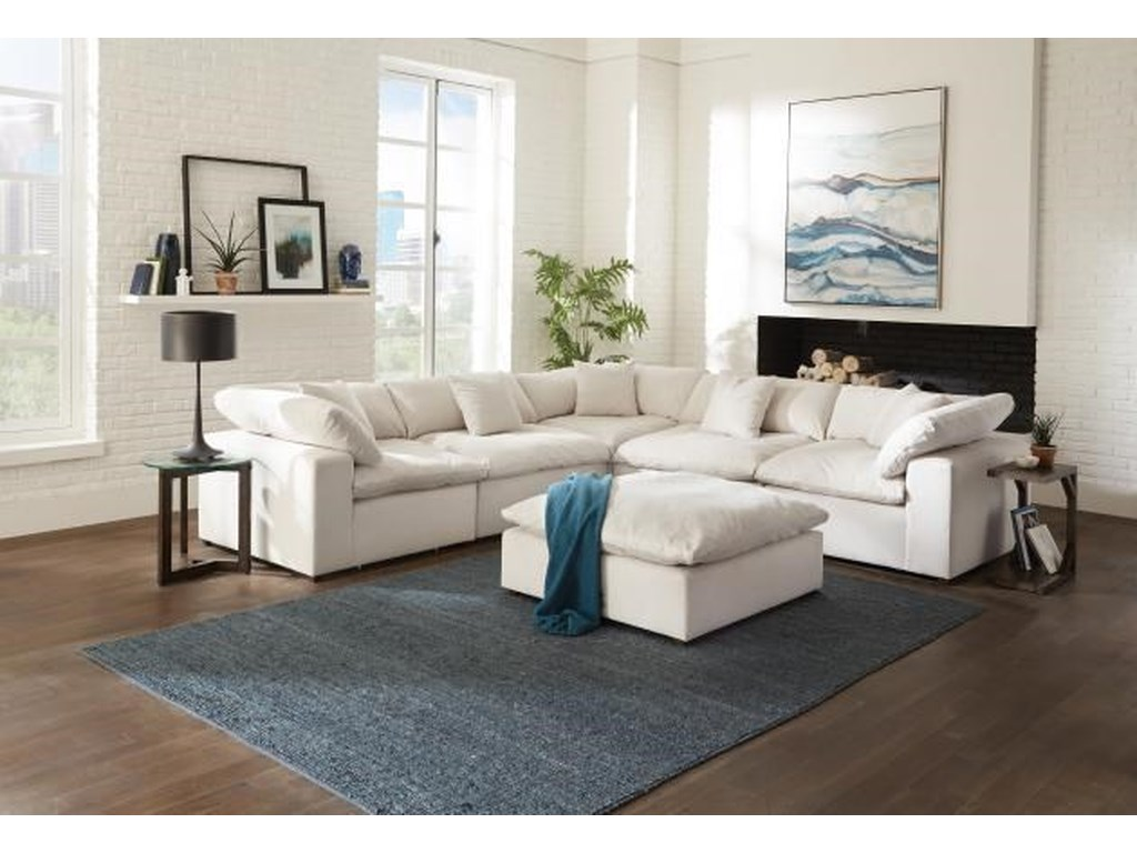 Jackson Furniture 4445Corner (Wedge)