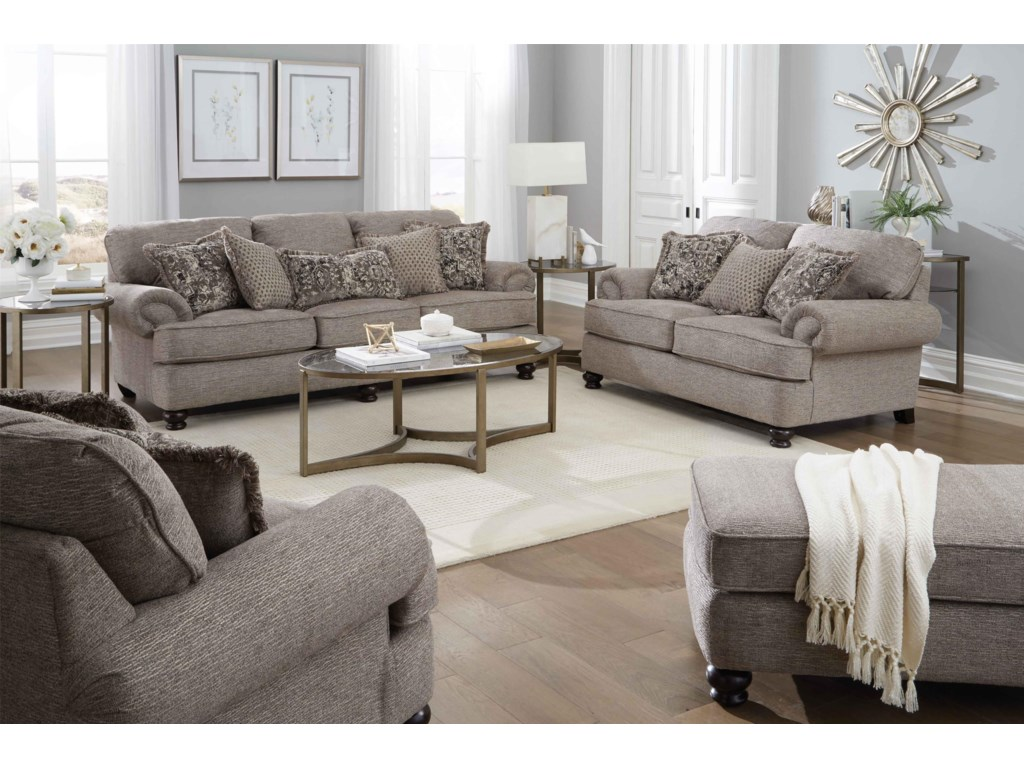 Freemont Sofa By Jackson Furniture At Great American Home Store