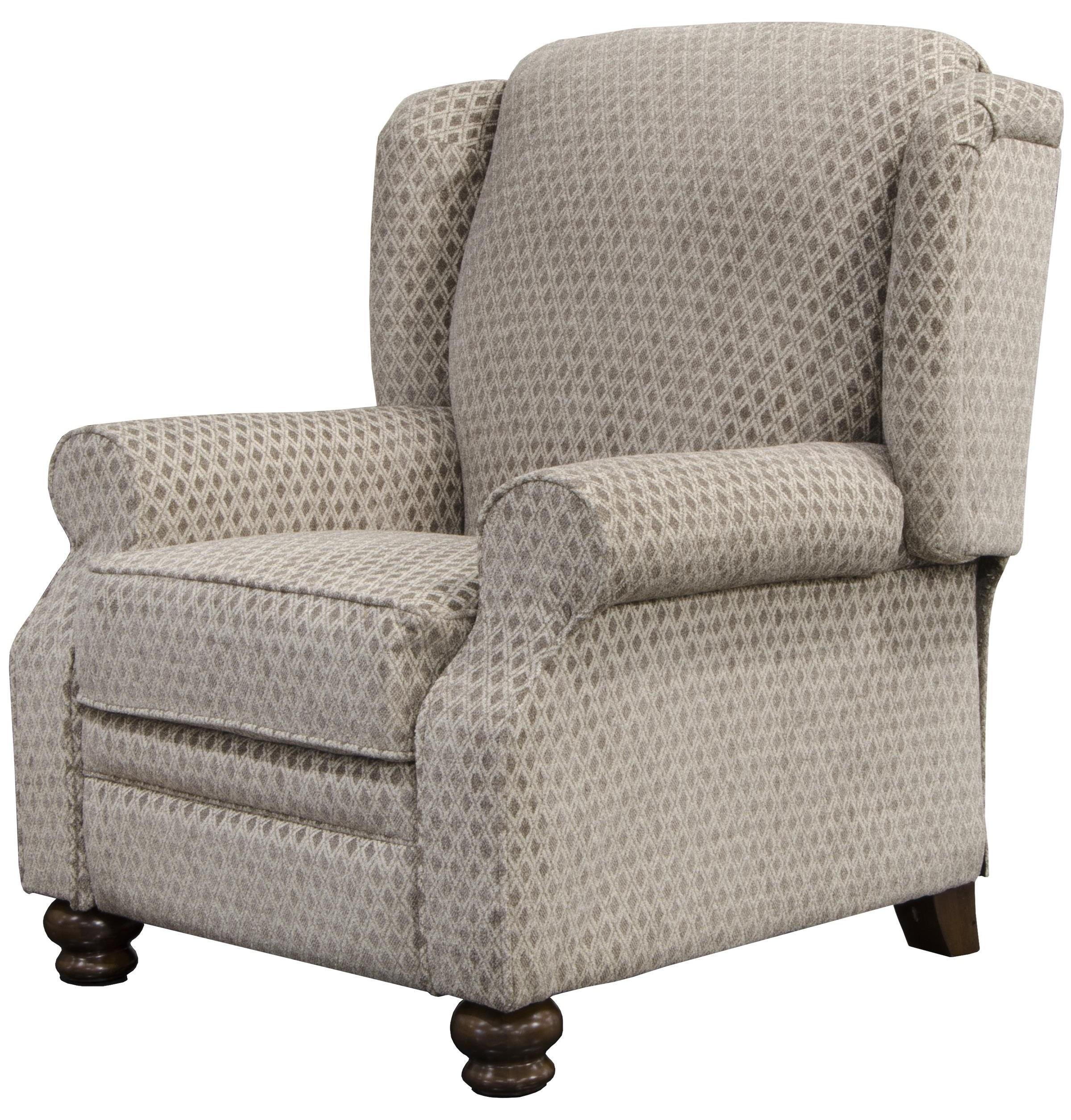 Jackson Furniture FreemontPush Back Recliner ...