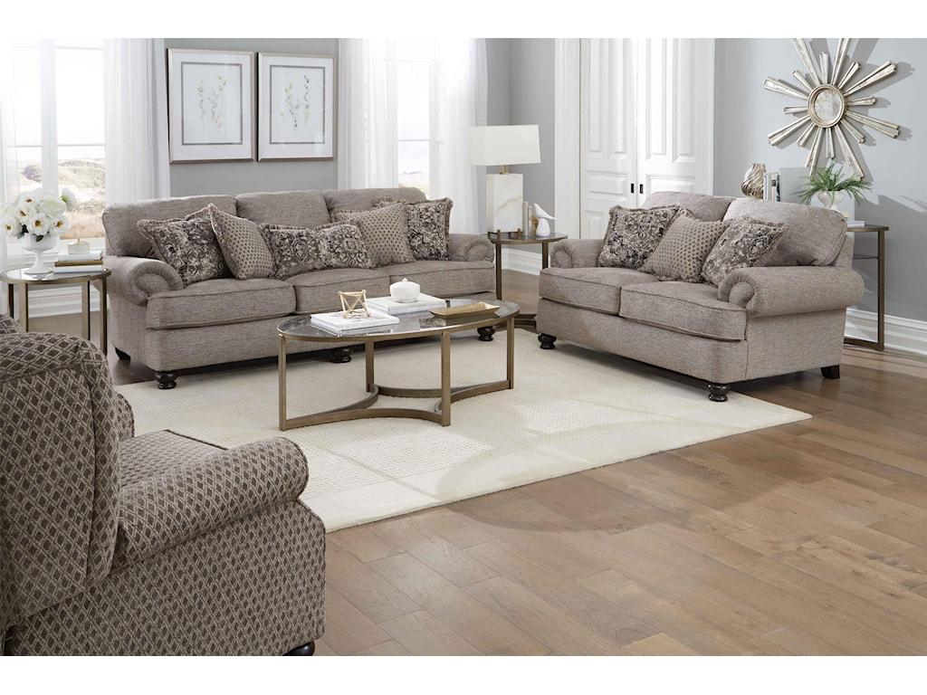 Jackson Furniture FreemontPush Back Recliner