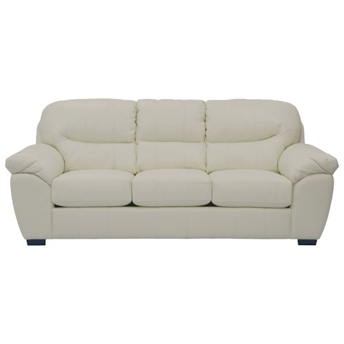 Jackson Furniture Jordan Sofa for Living Rooms and Family Rooms