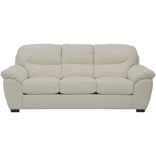 Jackson Furniture Jordan Sleeper Sofa for Living Rooms and Family Rooms