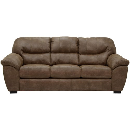 Jackson Furniture Gunsmoke Sleeper Sofa for Living Rooms and Family Rooms