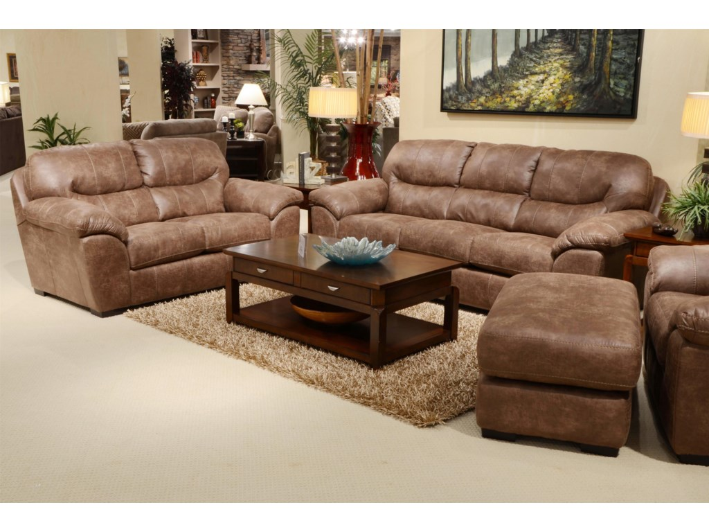 Jackson Furniture GunsmokeSleeper Sofa