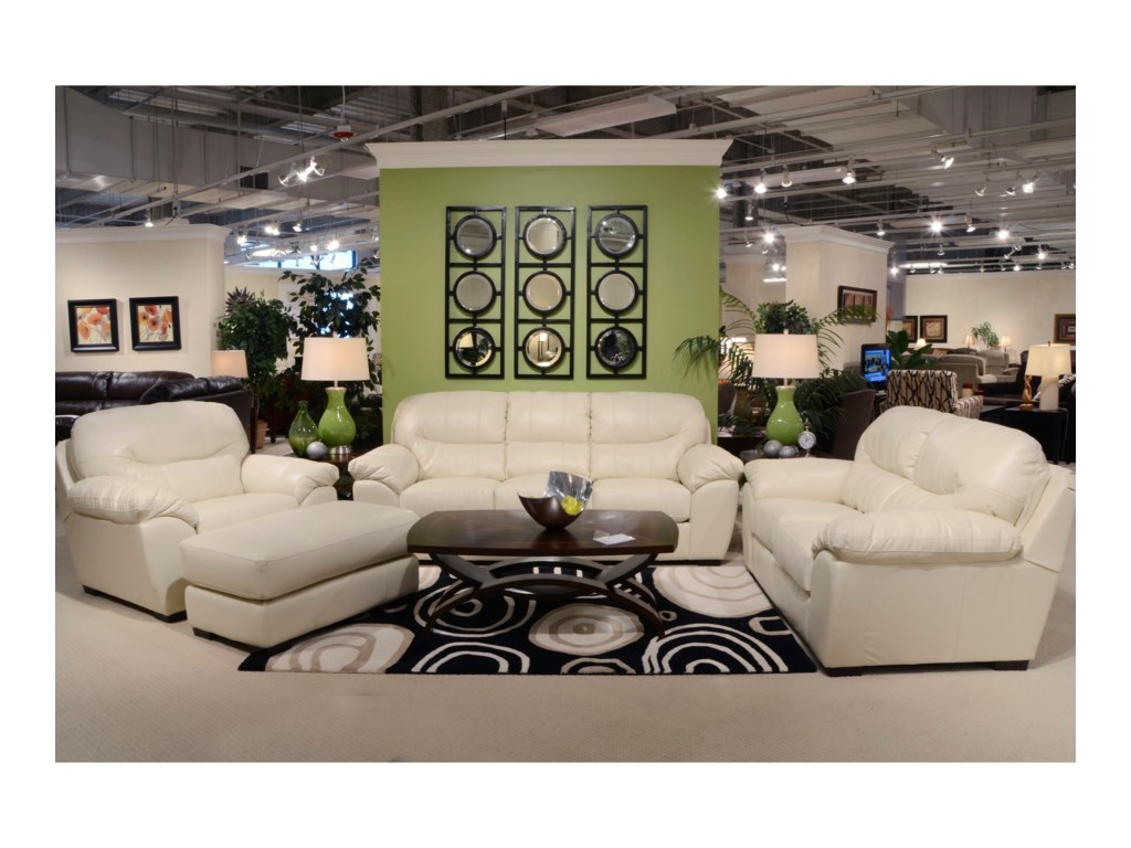 Jackson Furniture GrantStationary Living Room Group