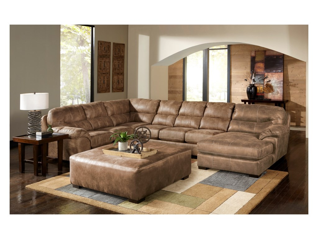 Jackson Furniture JordanSectional Sofa