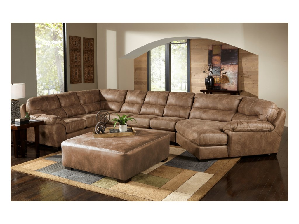 Jackson Furniture GrantSectional Sofa