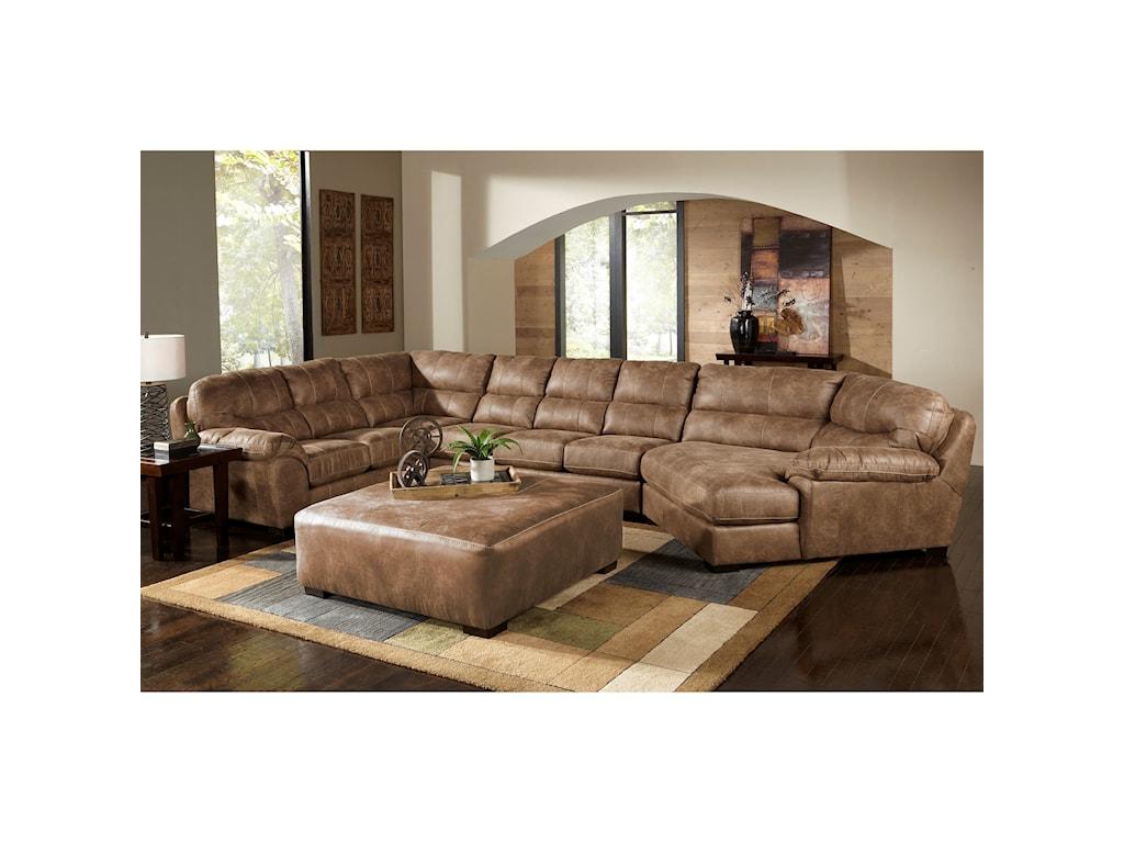Jackson Furniture Grant Sectional Sofa
