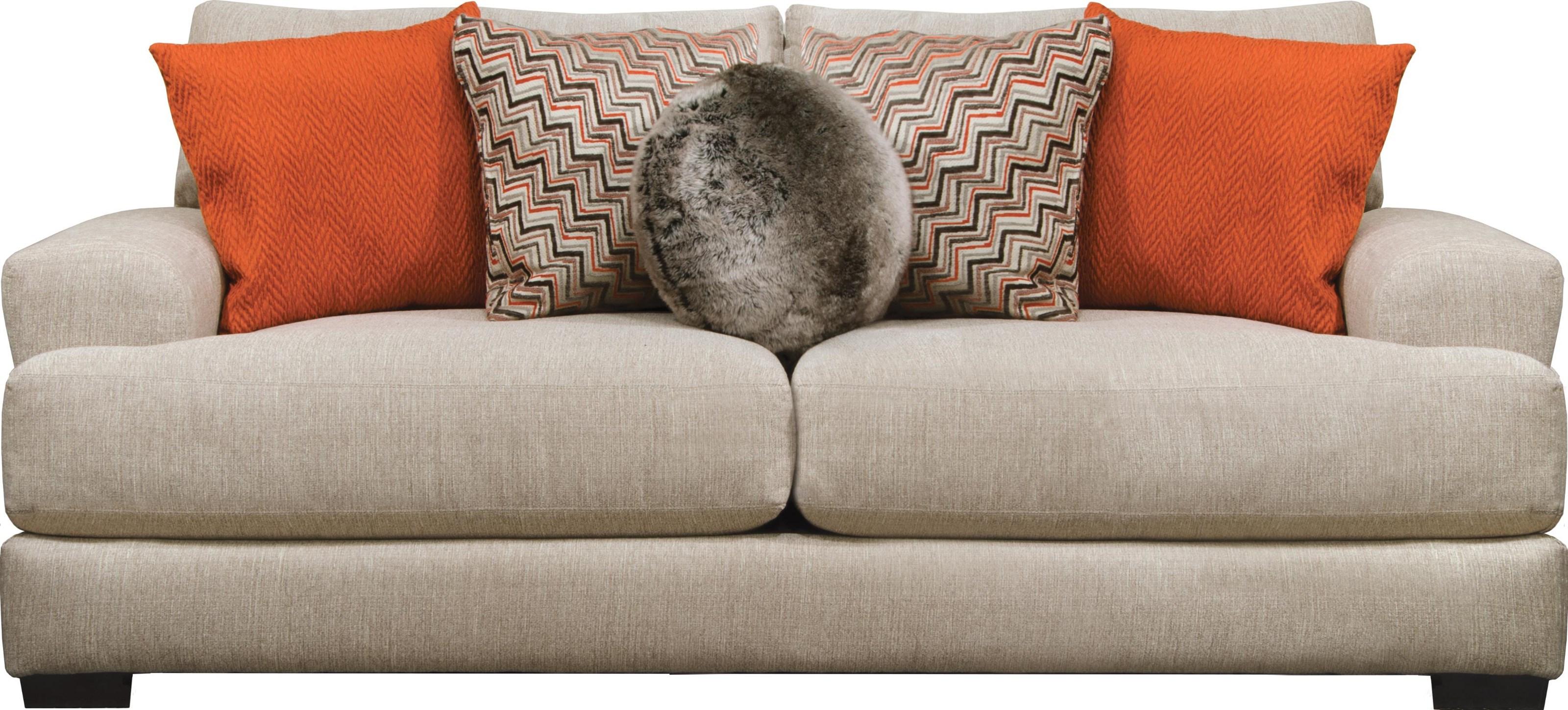Merveilleux Jackson Furniture Ava CashewSofa ...