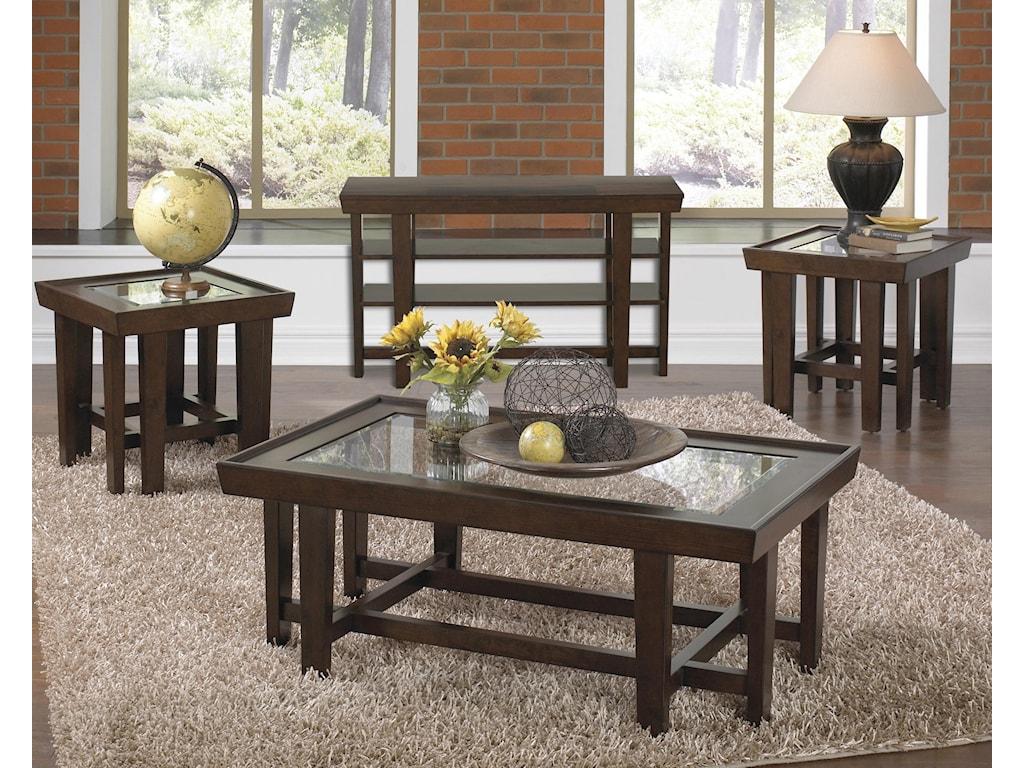 Jackson Furniture EastonEaston End Table