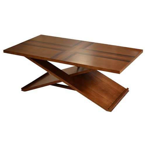 Jackson Furniture 839 Tables Cocktail Table with Contemporary Style
