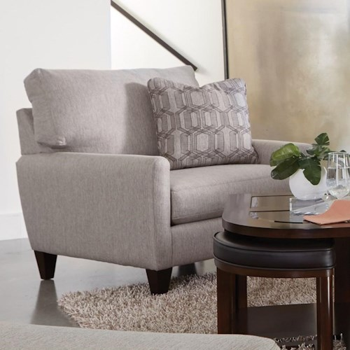 Jackson Furniture Ackland Chair and a Half with USB Port
