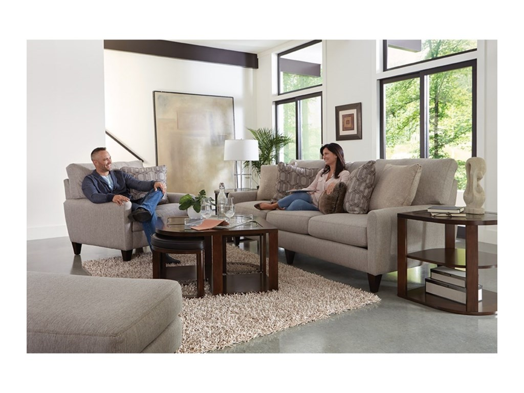 Jackson Furniture AcklandChair and a Half