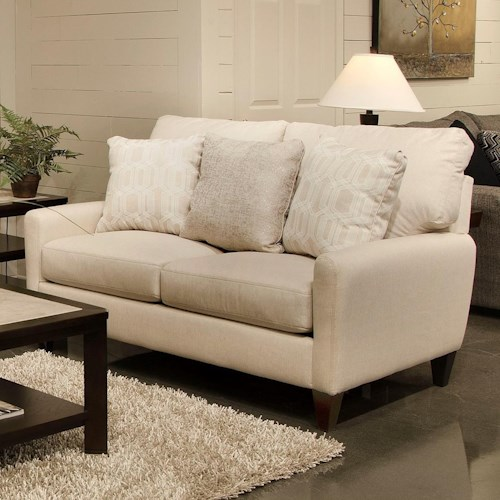Jackson Furniture Ackland Loveseat with USB Port
