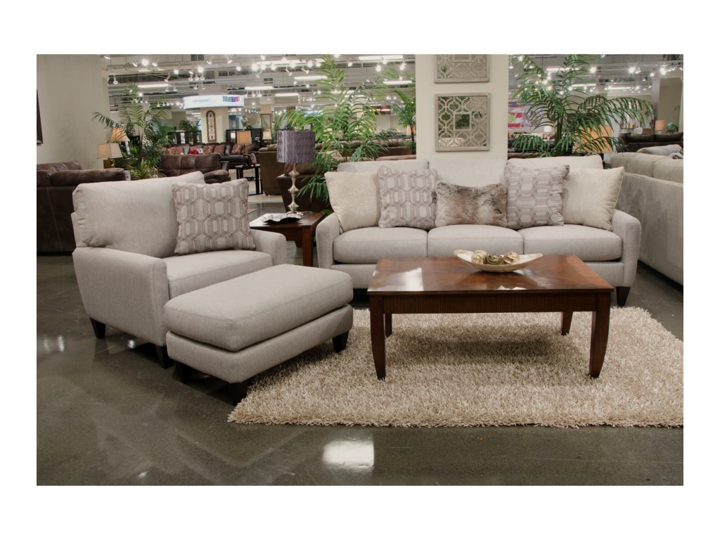 Jackson Furniture AcklandOttoman