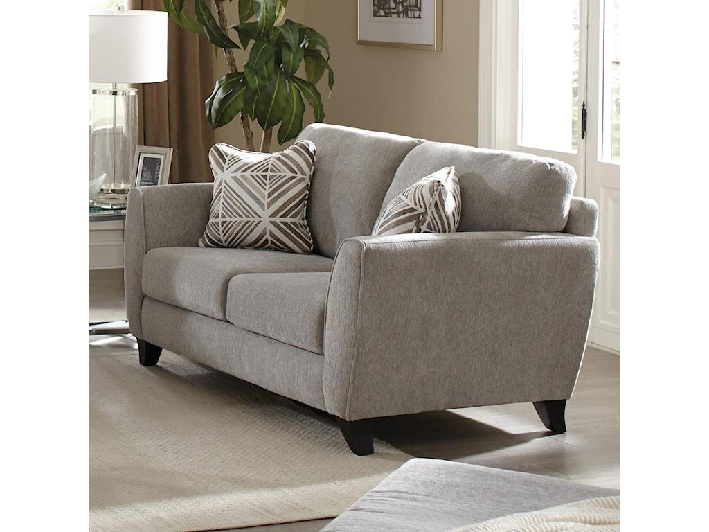Jackson Furniture AlyssaPebble Loveseat