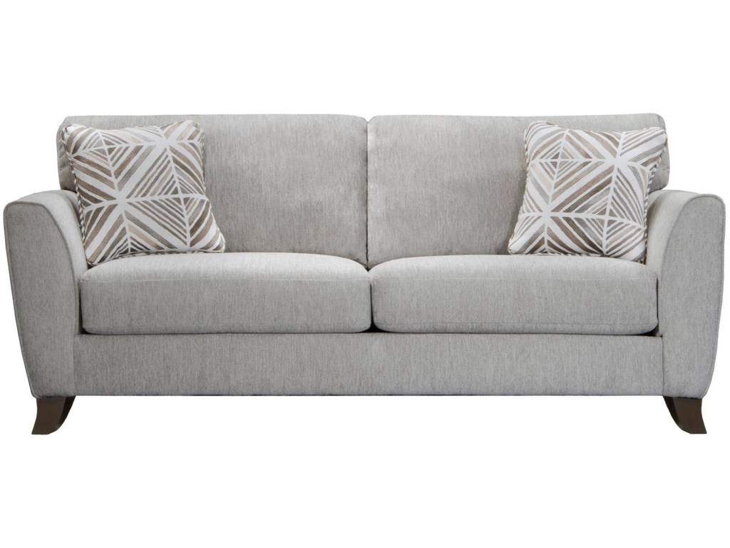 Jackson Furniture AlyssaPebble Sofa