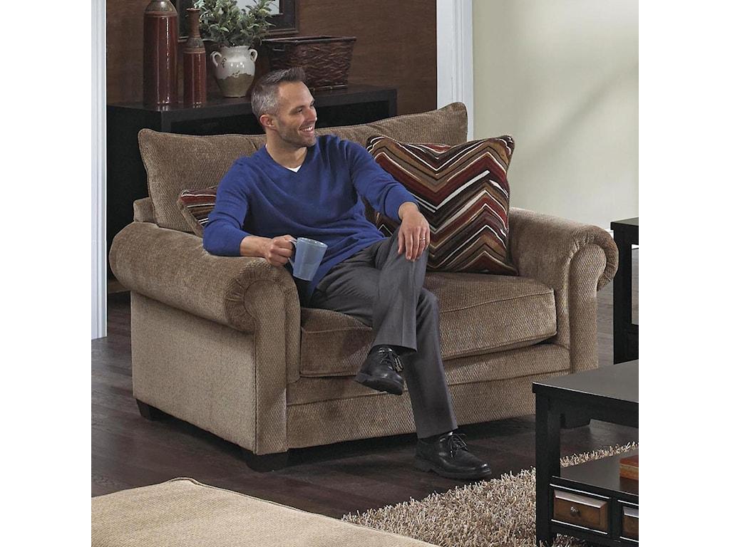 Jackson Furniture AnnistonOversized Chair