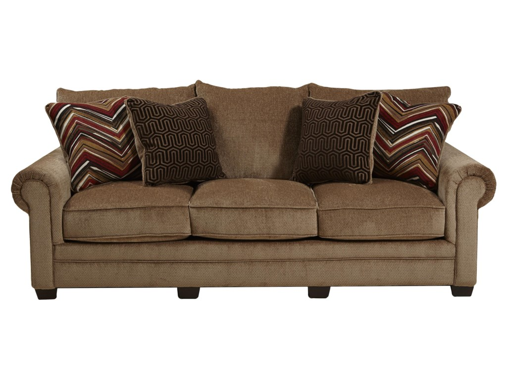 Jackson Furniture AnnistonStationary Sofa