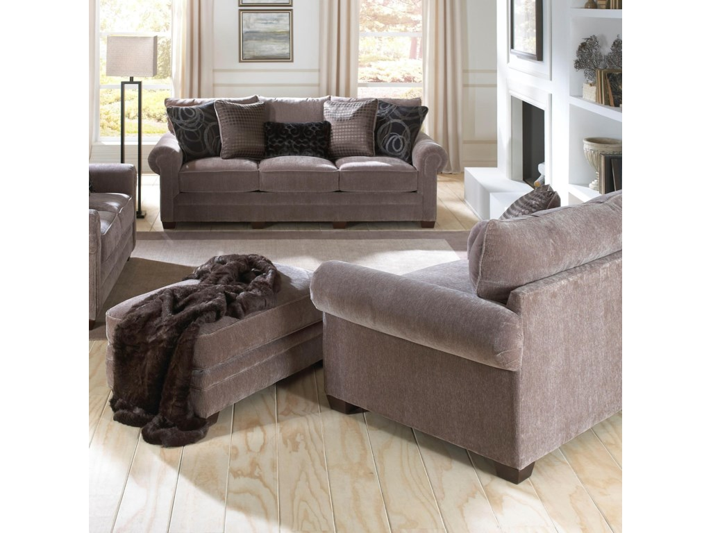 Jackson Furniture AustinLiving Room Group