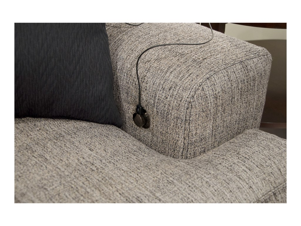 Jackson Furniture AvaSofa w/ USB Port