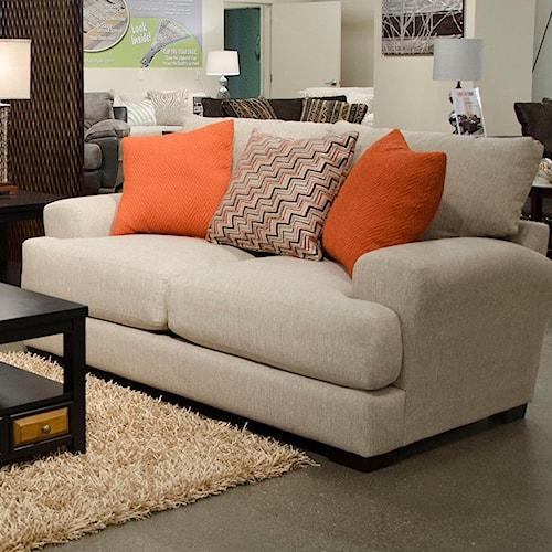 Jackson Furniture Ava Loveseat with USB Port