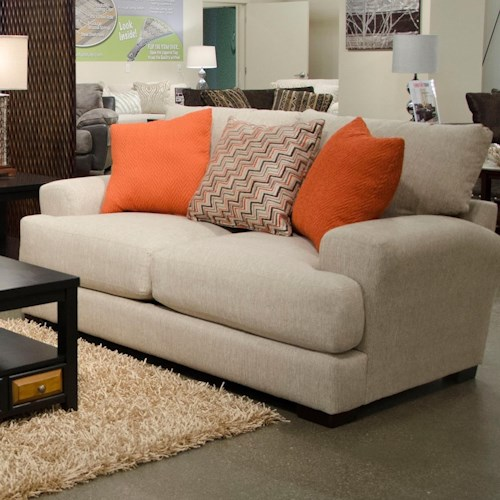 Jackson Furniture Ava Loveseat with USB Port